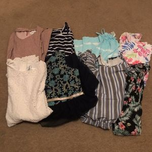 Other - Lot of Girls Dress/Rompers Size 10-12